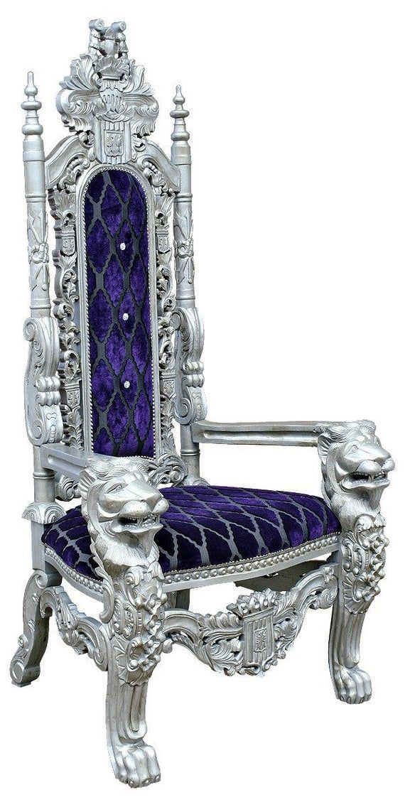 Game Of Thrones Style Throne Chair Bride And Groom Wedding Chairs In 2020 Throne Chair Chair King Throne Chair