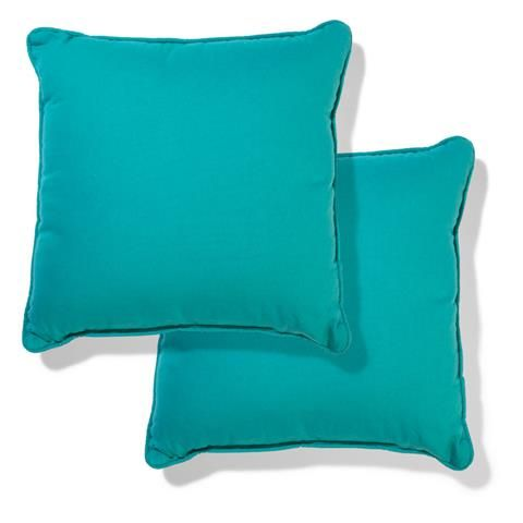 Hudson Cushion - Emerald | Kmart