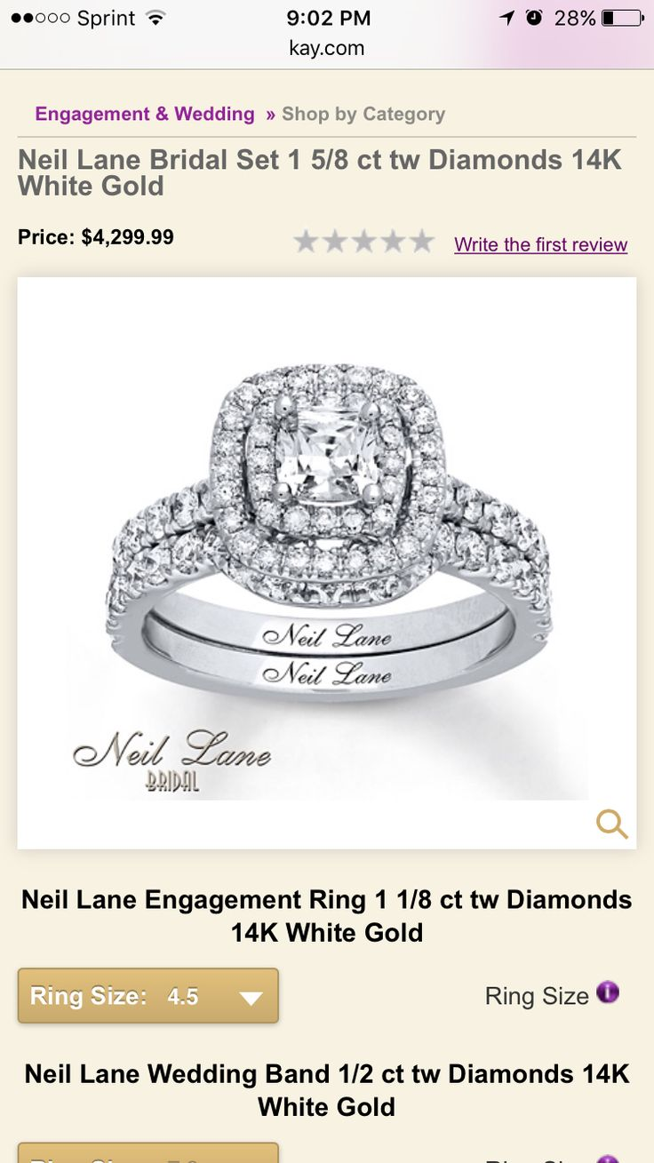 Neil lane bridal set 2 i do pinterest bridal for Jewelry stores in eau claire wi
