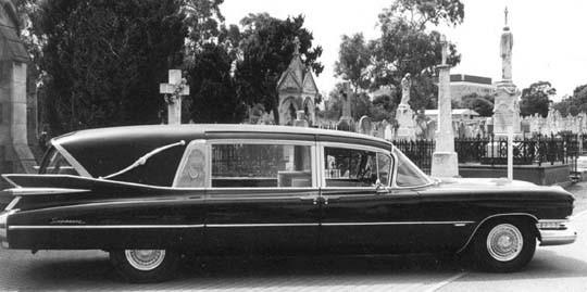 1959 Cadillac Hearse