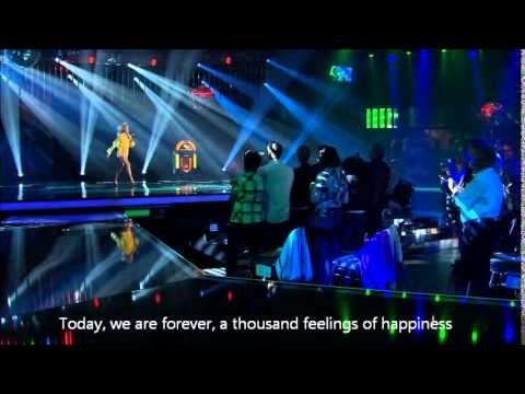 Helene Fischer --Die Rose -- german and english lyrics - YouTube