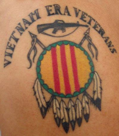 99 best images about military tattoos on pinterest us for Vietnam tattoo ideas