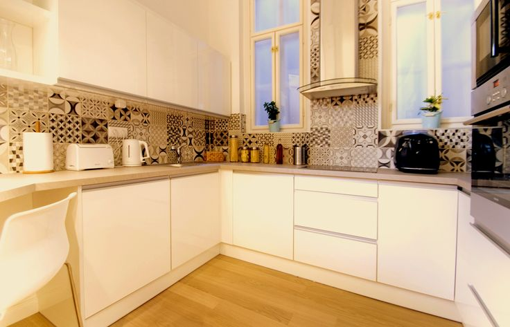 Do you like cooking? This is the perfect apartment for you! www.bellhostel.com