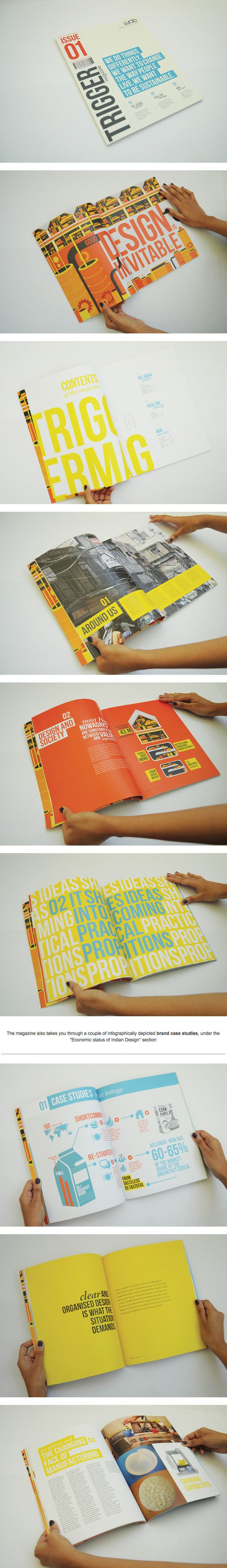 Layout / colors #design #book #graphicdesign
