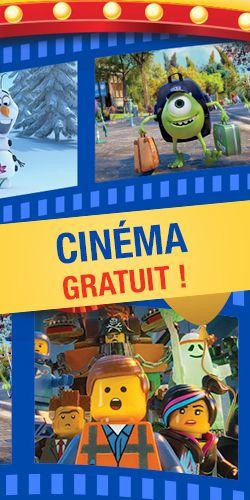 Gratuit – billet de cinéma pour enfant.  http://rienquedugratuit.ca/activite/gratuit-billet-de-cinema-pour-enfant/