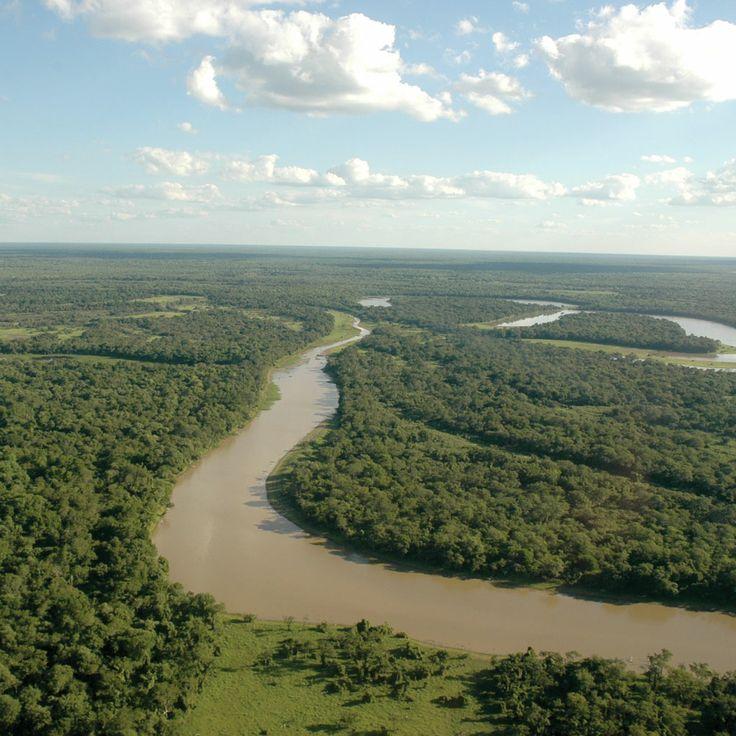 - los llanos subtropicales del Gran Chaco