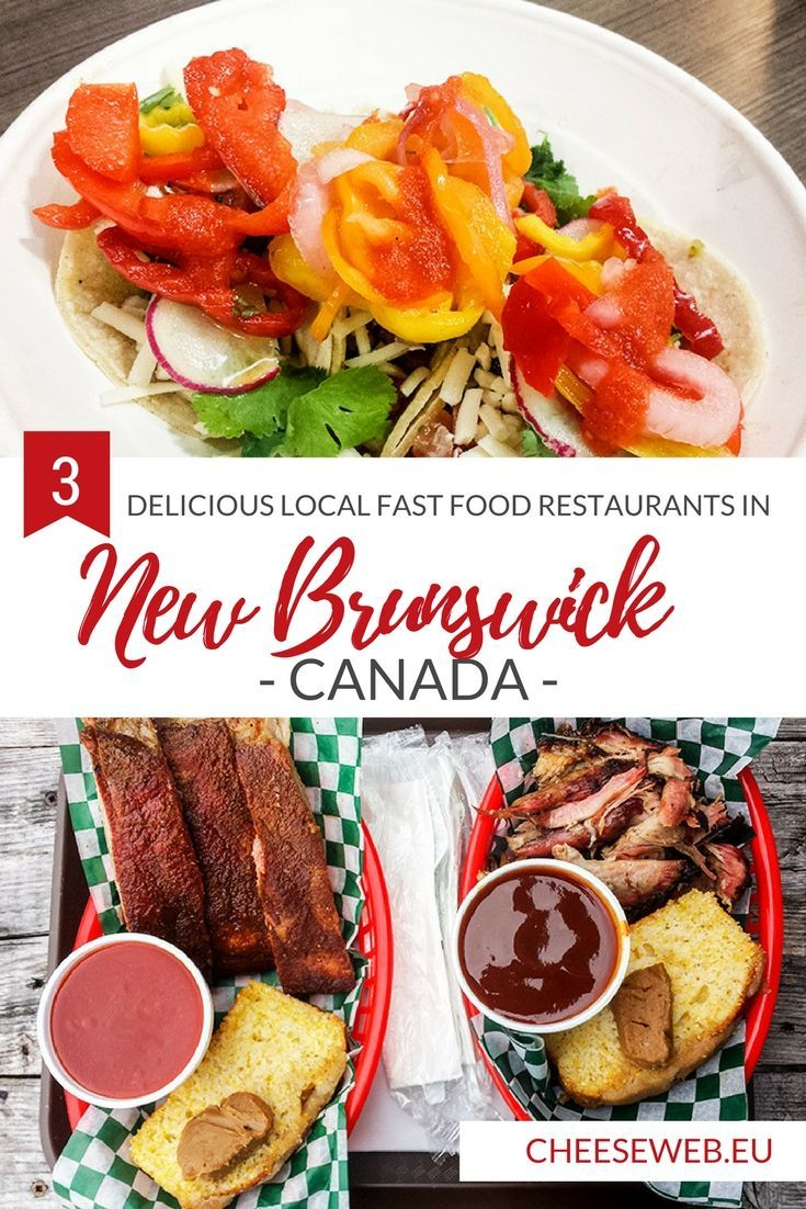 We review the Smoking Pig, Toro Taco, and Barred Rock, 3 local, sustainable, fast food restaurants in Saint John, New Brunswick, headed by Chef Jesse Vergen.