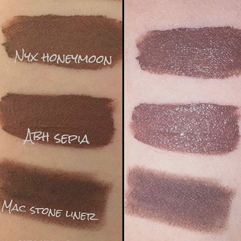 anastasia beverly hills sepia dupe - Google Search