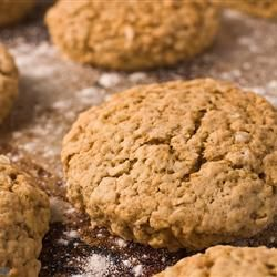 Oatmeal Biscuits - Ideal Protein alternative: For All Stages of the Ideal Diet Protocol (Only 6 biscuits per day for Stages 1 & 2)  (Equivalent to 2 Ideal Protein foods. Yield: approx. 12 biscuits  2        packets of Ideal Protein Maple Oatmeal  1 large egg white  1        1-2 ounces of water  Beat egg then stir into oatmeal until mixed thoroughly. Add water to thin batter until spoonable – but not runny. Spoon onto non-stick baking sheet and bake about 10 minutes at 400°F or until golden.