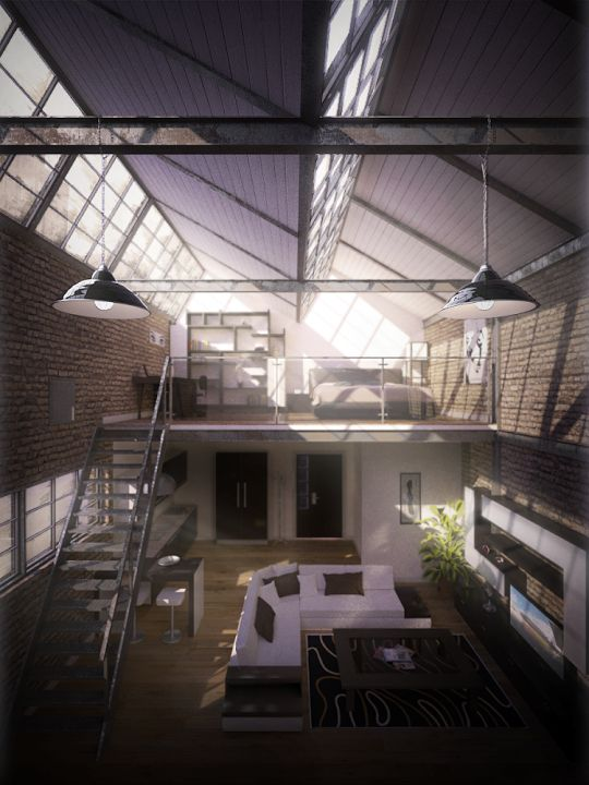 Official SketchUp Blog: Maxwell Render for SketchUp competition winners announced
