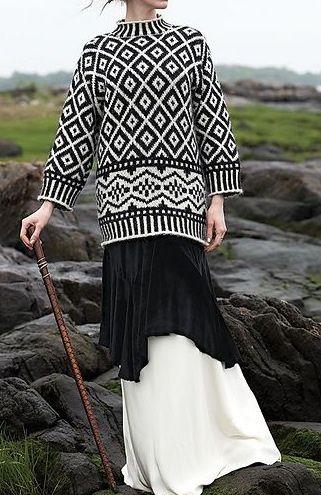 liveinternet.ru/users/miss_sv/rubric/1694361/ hay otros Knit pattern by Kristin Nichols