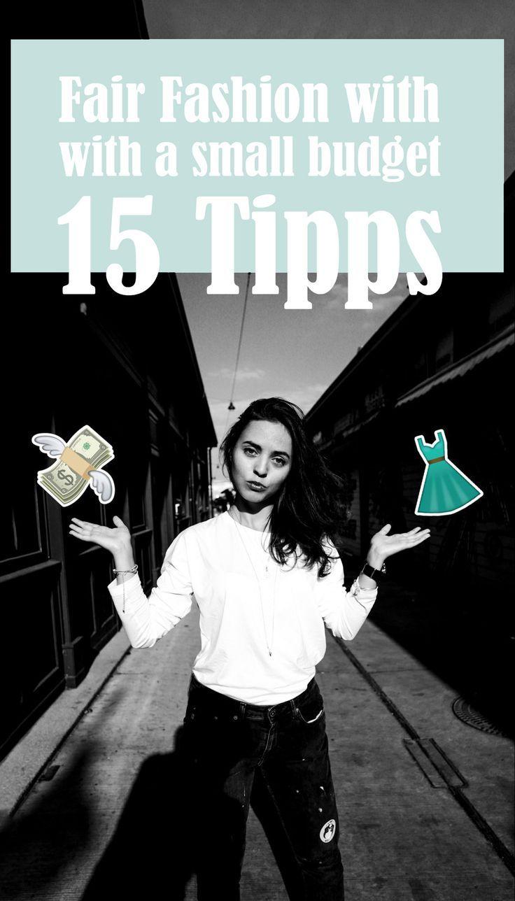 Wie du dir Fair Fashion mit kleinem Budget leisten kannst: 15 Tipps