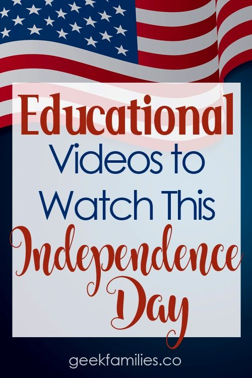 Educational Independence Day Videos for Kids