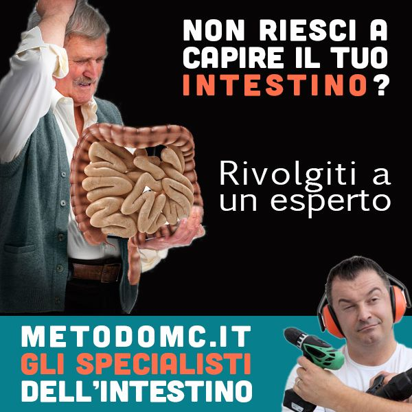 NON riesci a capire il tuo INTESTINO? http://metodomc.it/ Hai provato di tutto ma continui ad avere problemi intestinali?  Rivolgiti a un esperto, visita http://metodomc.it/ GLI SPECIALISTI DELL'INTESTINO!