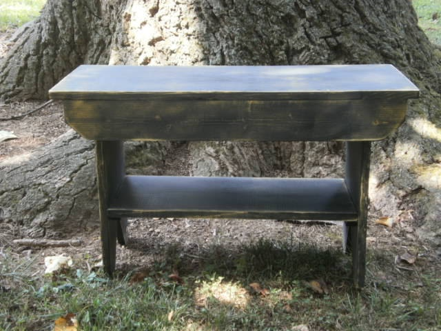 13 best images about narrow entryway bench on pinterest wooden benches narrow entryway and Narrow entry bench