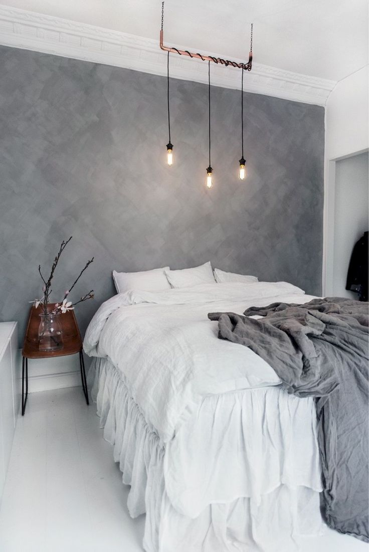 Adorable 76+ Fantastic Minimalist Bedroom Decor Ideas https://besideroom.com/2017/09/22/76-fantastic-minimalist-bedroom-decor-ideas/