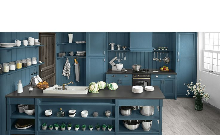 Kitchen Classic - Wood - Maryville Kitchen Examples Pinterest