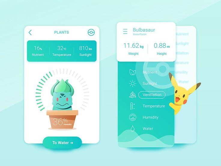 Creative takes on Pokemon go — Muzli -Design Inspiration