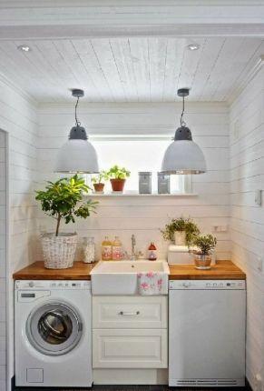 Quer decorar a sua lavanderia de forma que ela fique linda e funcional? Veja essas imagens e inspire-se!