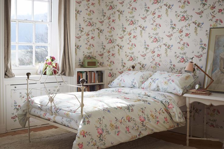 17 best images about the home of modern vintage on for Cath kidston bedroom ideas