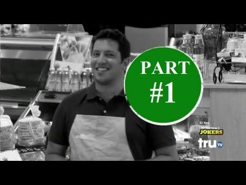 ▶ The Best - Sal's moments on Impractical Jokers - Season 1(Part 1 HD) - YouTube
