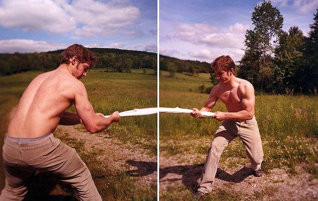 TENSION David Hilliard - tribe.net