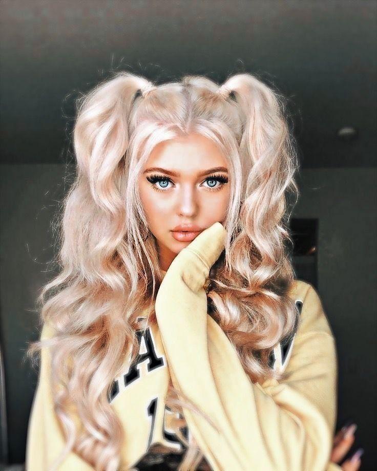 Loren Gray Loren Gray Loren Gray Snapchat Curly Hair Styles Naturally