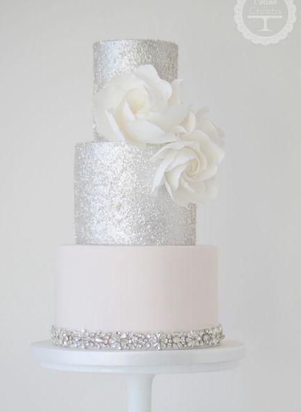 Featured Wedding Cake: Cotton and Crumbs; www.cottonandcrumbs.co.uk; Wedding cake idea.