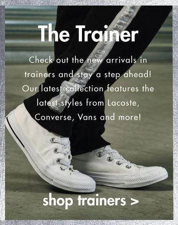 Christmas at USC! Shop Mens Trainers... ThisIsChristmas!