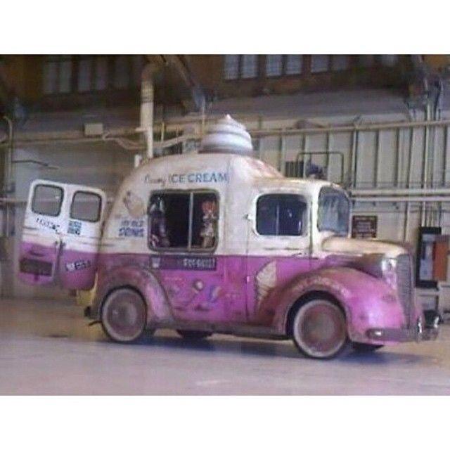 Vintage Ice Cream Trucks 72