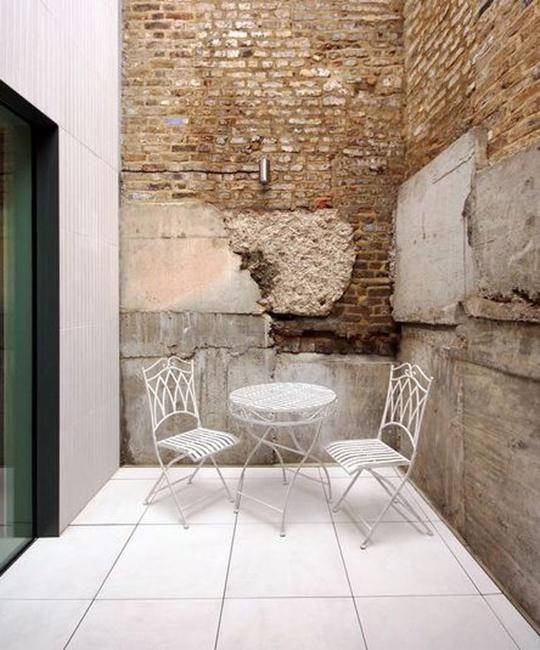 Elegant 15 Simple And Smart Summer Decorating Ideas To Cool Down Your Home  Interiors. Bistro SetGeorgianischer HausHofhausHaus BauenHouzzDeko ...