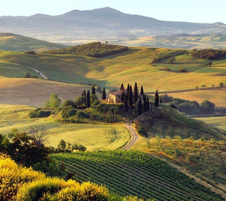 Beautiful Farm Photos Beautiful Summer Landscape Of Italian Farm Wallpaper Pics Our Dreams