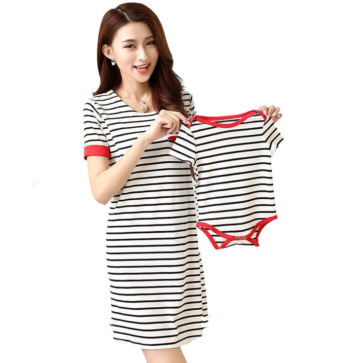 #aliexpress, #fashion, #outfit, #apparel, #shoes 2016, #Breastfeeding, #Clothes, #Korean, #<font><b>Summer</b></font>, #Slim, #Striped, #<font><b>Women</b></font>, #Dresses, #Newborn, #Short, #Sleeve, #Jumpsuits, #Mother, #Baby, #<font><b>Outfits</b></font>, #tyh-50723 http://s.click.aliexpress.com/e/2Nn2Bam6I