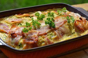 Egy finom Baconös-cukkinis csirke ebédre vagy vacsorára? Baconös-cukkinis csirke Receptek a Mindmegette.hu Recept gyűjteményében!
