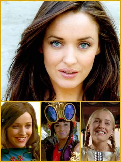 Katrina Devine From Power Rangers Ninja Storm And Power Rangers Dino Thunder