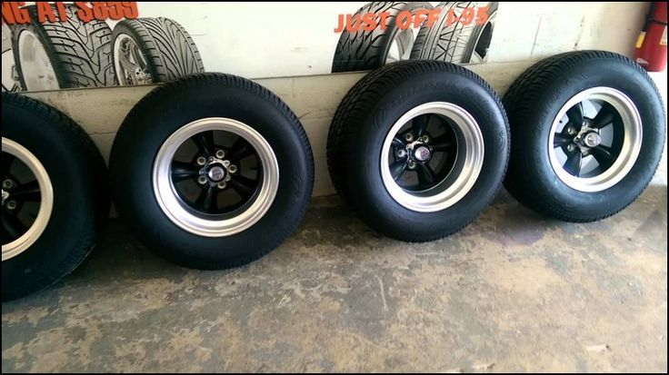 American Racing Wheels 15 Inch