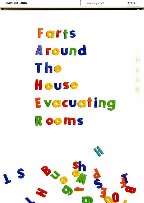Funny Father's Day Cards - Farts Around The House...