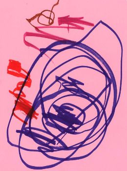 Planning with Kids - Children's Drawing - Six things to look for