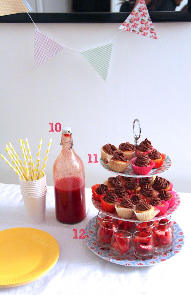 Desserts - apéritif dinatoire / Cocktail party