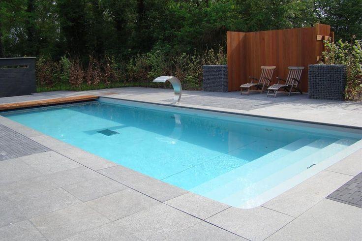Ik wil ook graag een zwembad in mn droomtuin want dat vind ik mooi