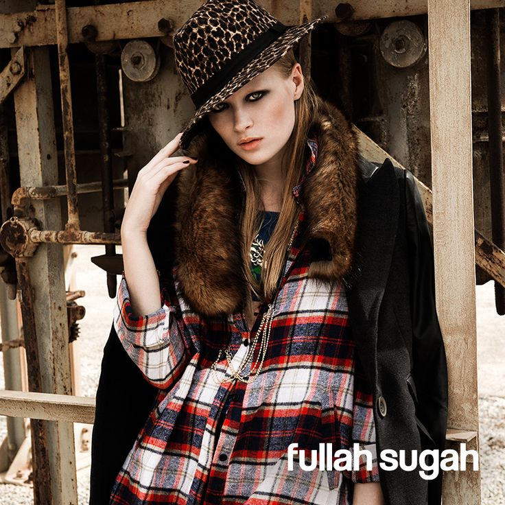 Autumn/Winter 2014 Collection http://fullahsugah.gr