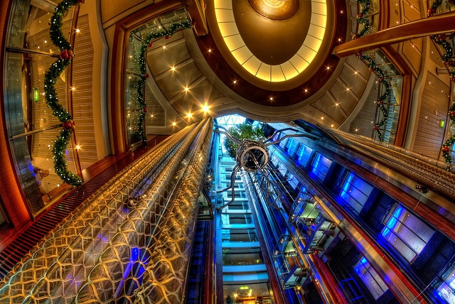 inside celebrity reflection by junior henry via flickr