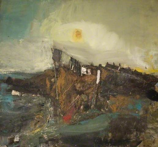 Joan Kathleen Harding Eardley: Winter and Sun No. 1