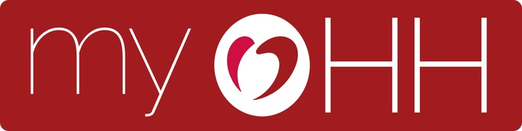 Logo design for an internal portal site for Oklahoma Heart Hospital