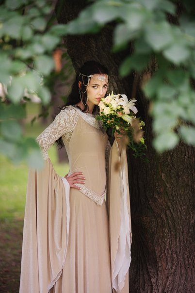 Свадьба в стиле фэнтези или эльфийская свадьба
