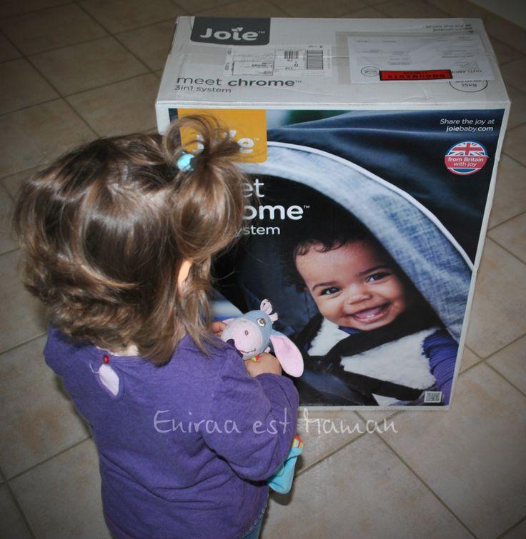 Eniraa la blogueuse a testé pour vous la Chrome et vous donne son avis : http://eniraaestmaman.fr/chrome-poussette-joie/