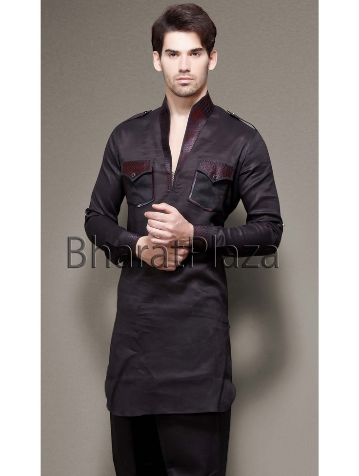 Admired Linen Pathani Suit. Item code: SKB2092