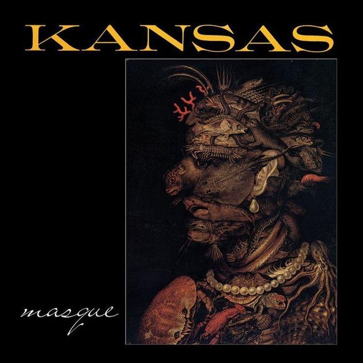 Kansas Masque on Limited Edition 180g LP Friday Music / Kansas 180 Gram Vinyl Series Mastered by Joe Reagoso at Friday Music Studios and Capitol Mastering & Pressed at RTI In 1975, superstars Kansas d