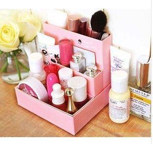 Kore butik, mini masa saklama kutusu DIY kağıt katlama saklama kutusu