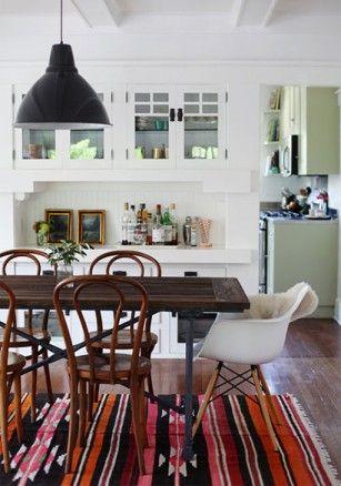 Auch zuhause kann das trendige Muster sich sehen lassen | roomed.nl
